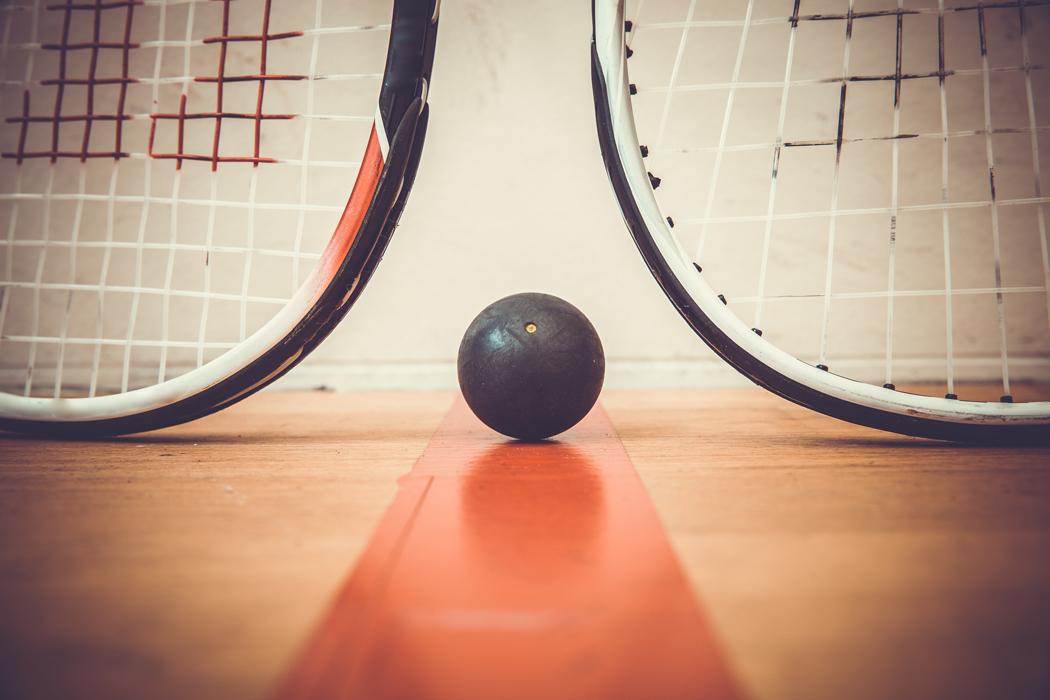Stimmungsbild Squash